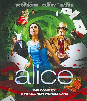 ALICE BY BATES,KATHY (Blu-Ray)