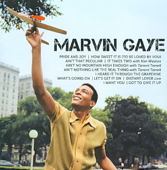 ICON BY GAYE,MARVIN (CD)